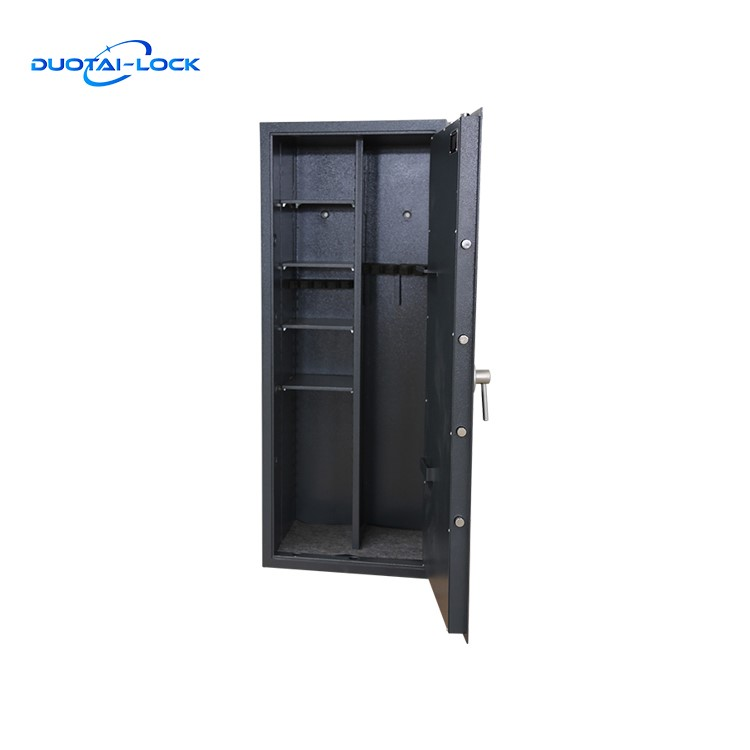 Robust Double-wall Fireproof Gun Cabinet