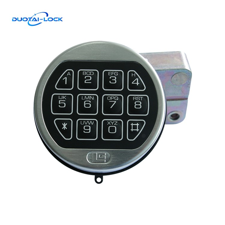 Round keypad Digital lock-UR